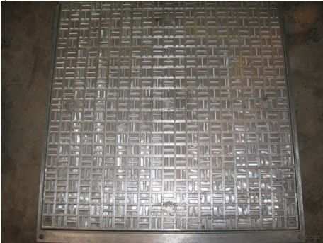 Manhole Covers Ductile Iron Cast Iron EN124 GGG40