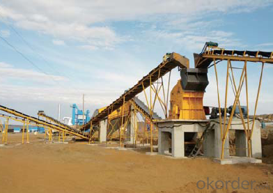 China Impact Crushing Machine  PF1620 Impact Crusher