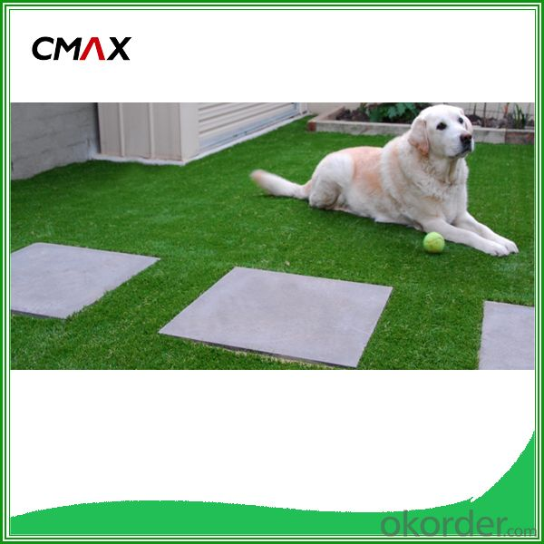 Durable Football Artificial Grass (W50) CE Certification