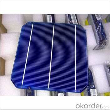Monocrystalline Solar Cells High Quality 17.20