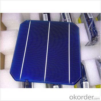 Monocrystalline Solar Cells High Quality 17.20