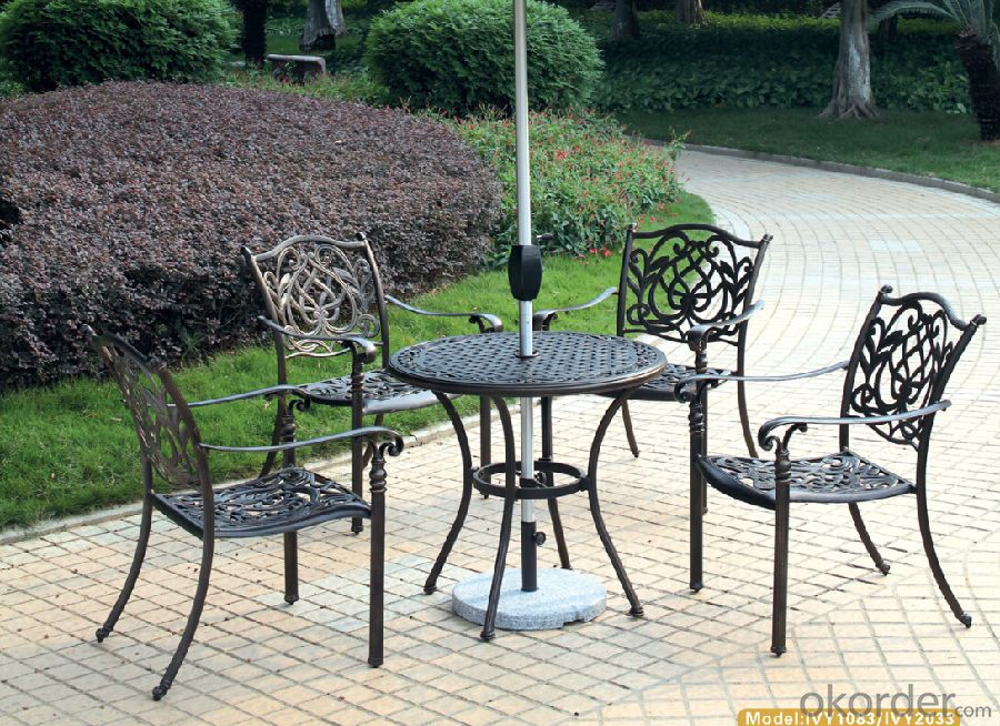 CMAX-CS0023CQT New Design Fashion Outdoor Casting Sets