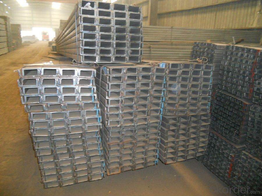 Structure  U Channel Steel high quality
