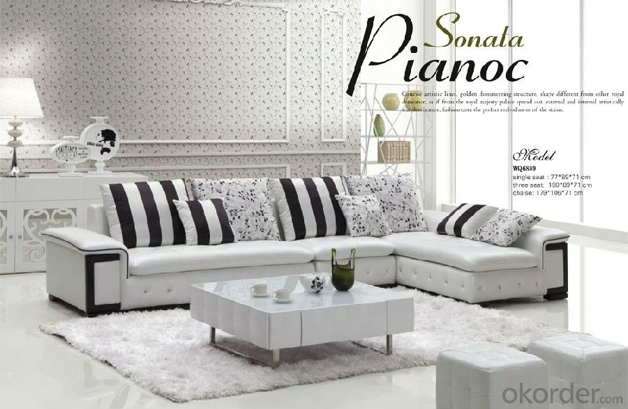 Luxury Couch Living Room Furniture of Nice Style
