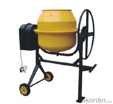 Concrete Mixer Cement Mixer Electric Diesel Engine CM350