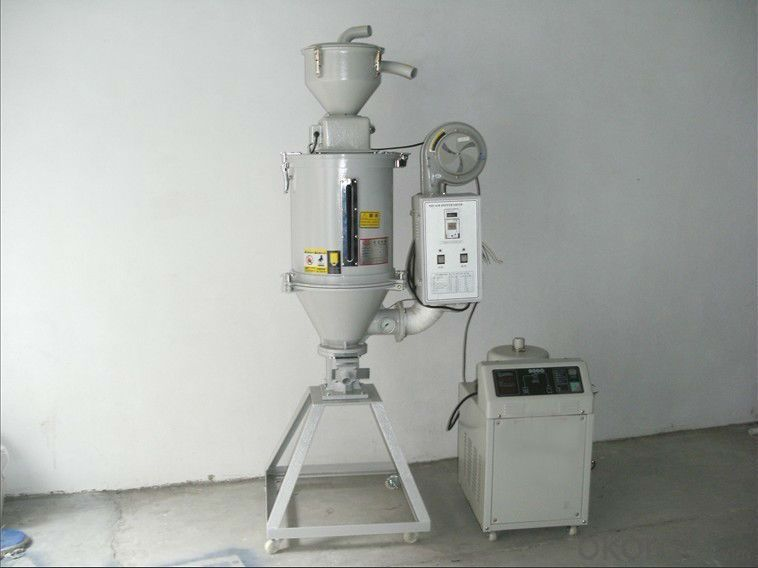 Vertical Plastic Granules Mixer Mixing Drying Machine Mixer Hopper Dryer  on Sale