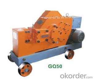 Portable Steel Bar Cutter & Bender GQ40