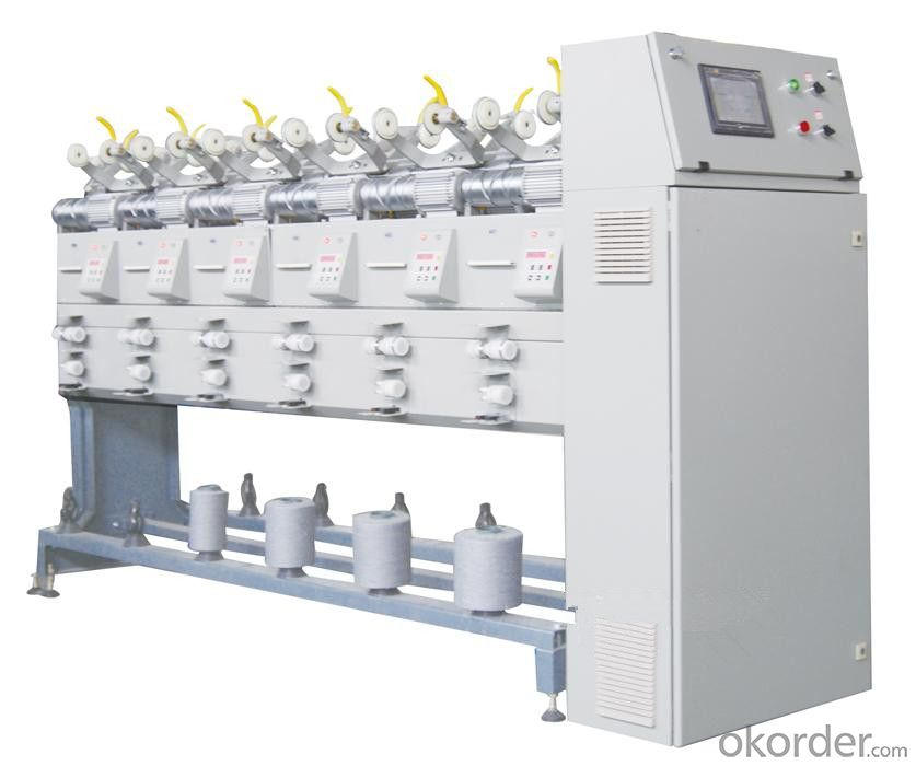 Automatic Sewing Thread Winding Machine for Yarn