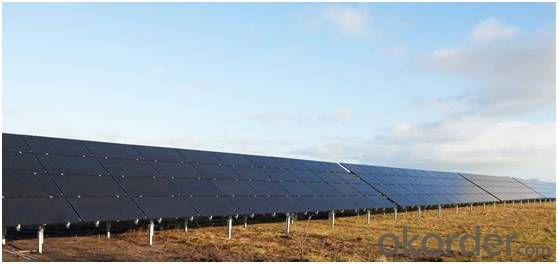 Solar Modules (Poly-Crystatline solar Panel)TPB156×156-60-P