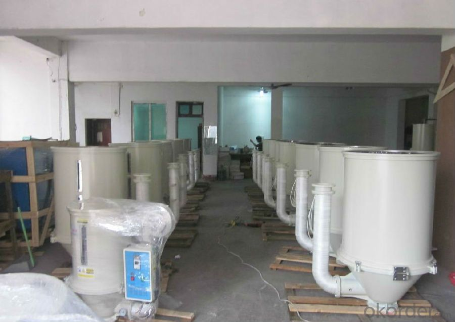 PP PC PVC Plastic Hopper Dryer  Hot sale