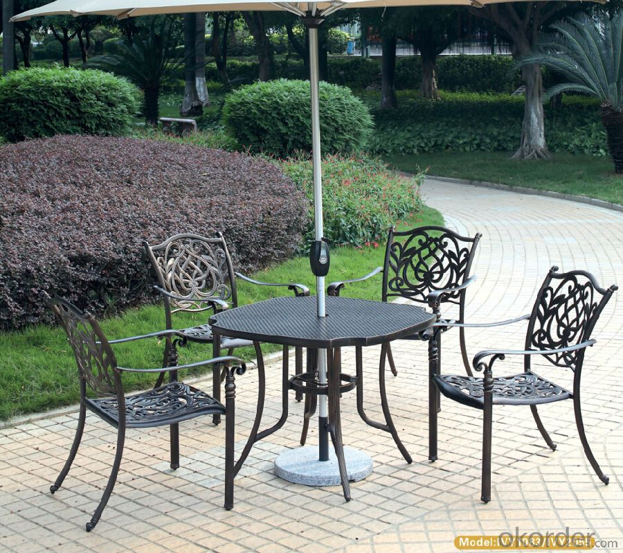 CMAX-CS007CQT New Design Fashion Outdoor Casting Sets