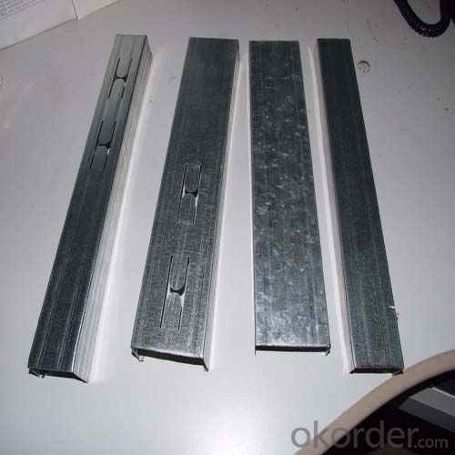 OEM Drywall Partition Metal Runner & Stud