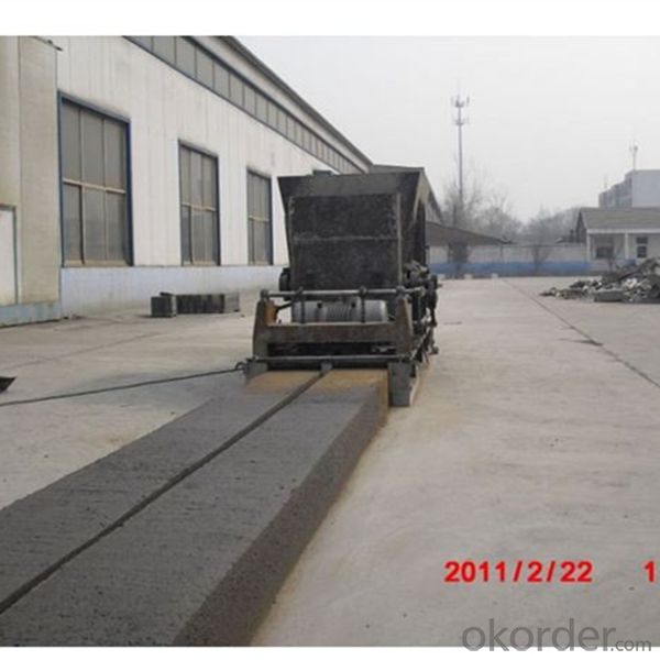 Mold Concrete Purline Making Machine for Housing