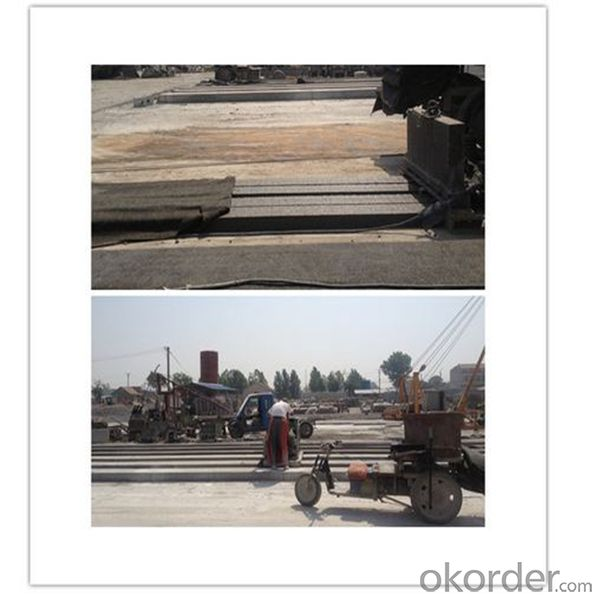 Extruder Concrete Purline Making Machine