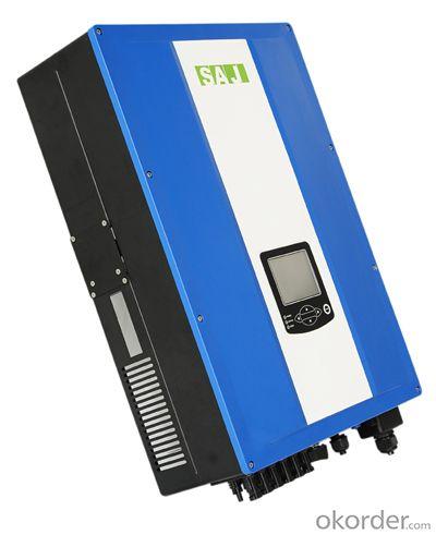On Gird Solar Inverter Suntrio-TL12K With 2 MPPT