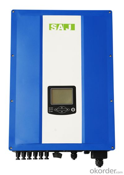On gird solar inverter Suntrio-TL5K with 2MPPT
