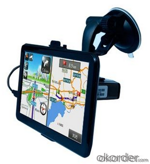 Car GPS Navigation with CE/ROHS Certificates 7