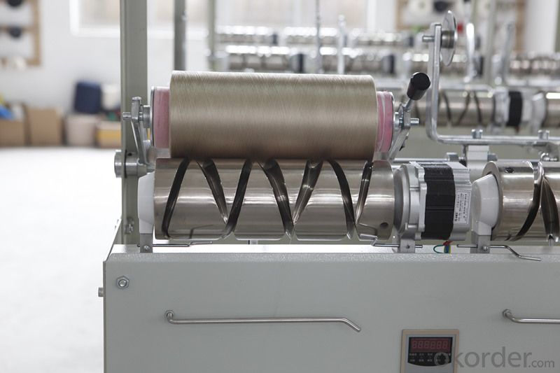 Nylon 66 Texture Yarn Motor Cone Winding Machine