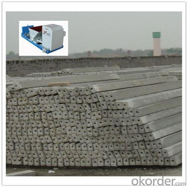 Prestressed Concrete Purline Forming Machine