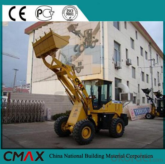 SL50W  Wheel Loader with CE Certification Buy at Okorder