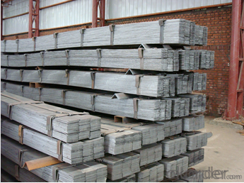 Mild Steel Flat Bar with Standard GB;JIS