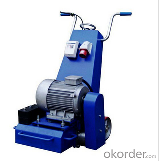 Concrete Grinding and Polishing Machine