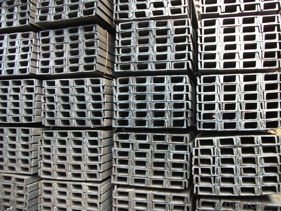 GB Standard, IS Standard Steel U Channel