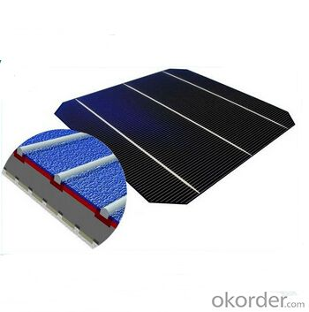 Polycrystalline Solar Cells High Quality 16-17.2