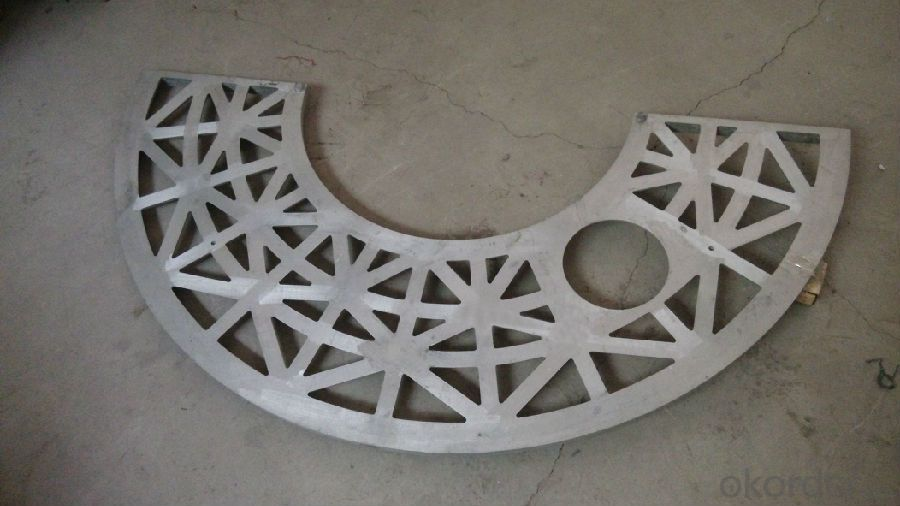Grating Ductile Iron High Quality Good Price