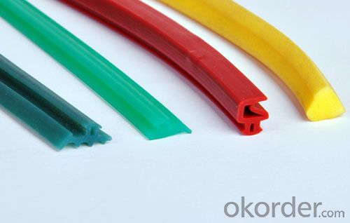 Heat-resistant Silicone Rubber Seal Strip