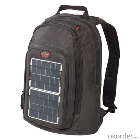 Solar Laptop Backpack/Solor Backpack/18 Inch Laptop Backpack