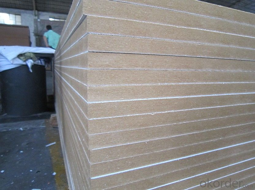 6mm White Melamine MDF Board Many Colors