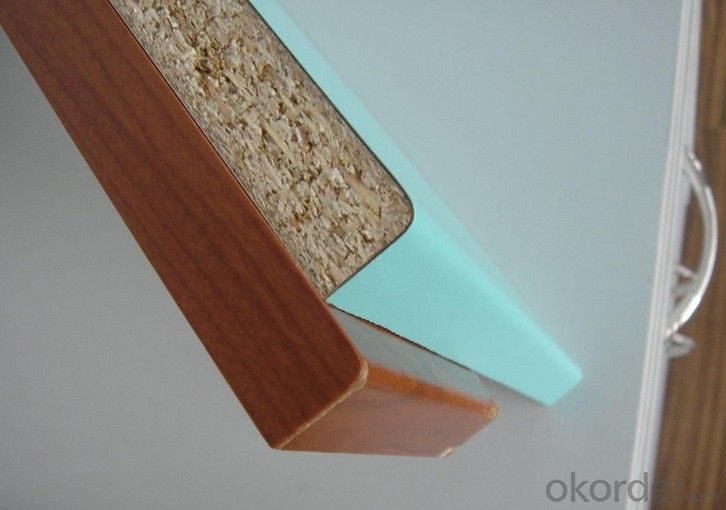 Melamine Faced Chipboard Furniture Grade 4X8