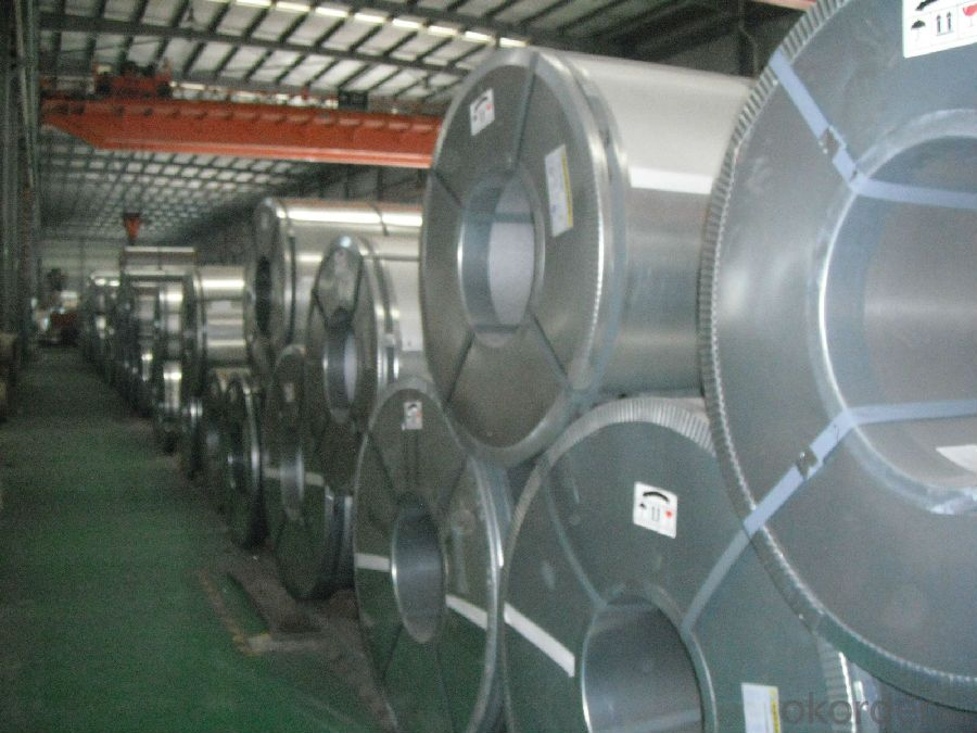 Hot Rolled Stailess Steel Coils 400 Serious