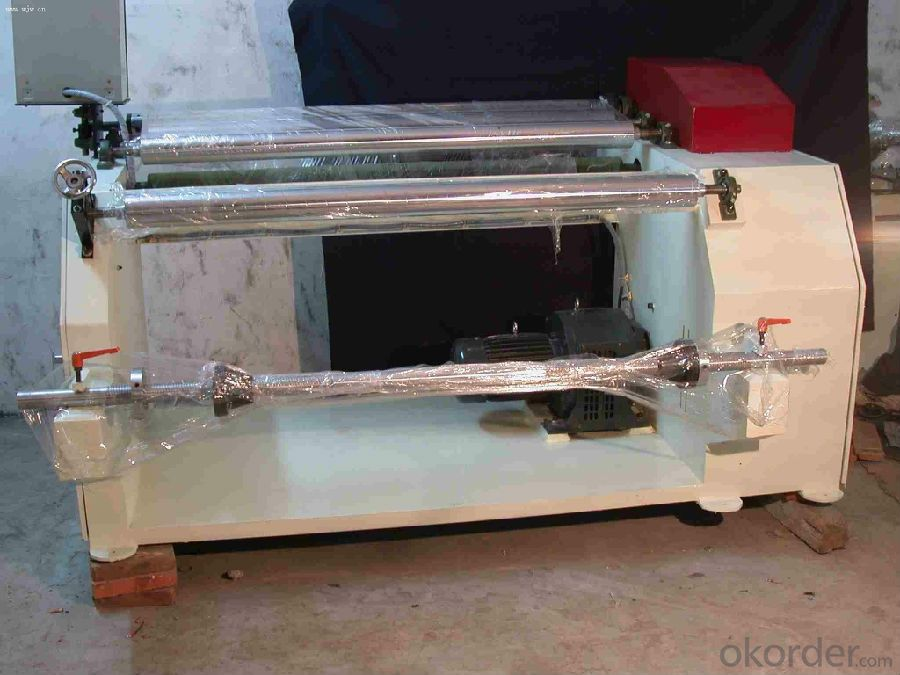 Bopp Film Slitting And Rewinding Machine