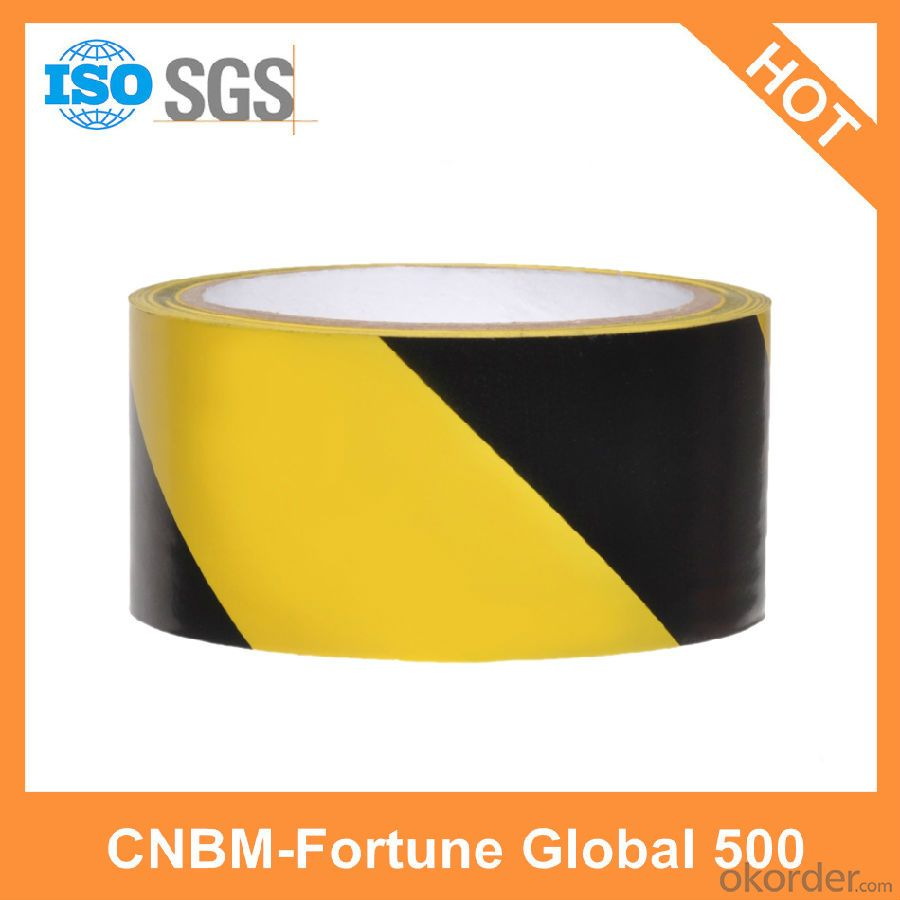 PVC Natural Rubber Marking Tape Colorful Custom Made Factory