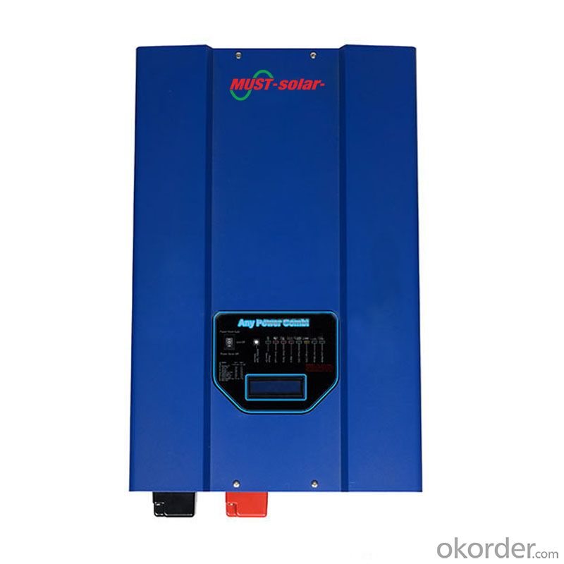 Pure Sine Wave Inverter Low Frequency EP3000 Series 8KW-12KW