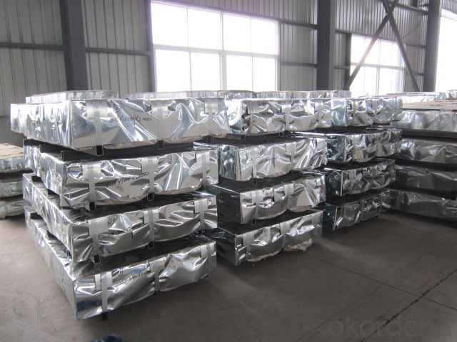 Hot-dip Galvanized Steel Sheets in  Sheet
