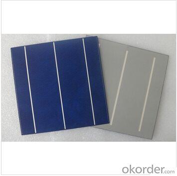 Polycrystalline Solar Cell High Quality 17.00-17.19Effy