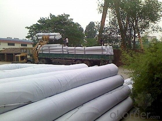 Filament Non-woven Geotextile for Railway Construction