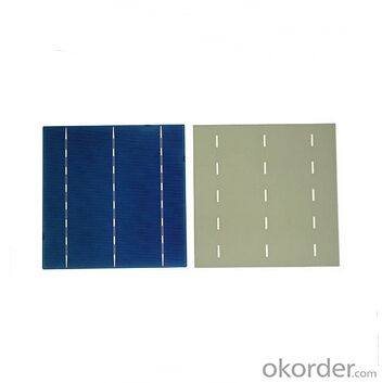 Polycrystalline Solar Cell High Quality 156mm×156mm±0.5mm