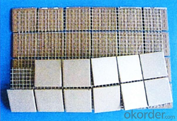 Glass Fiber Mesh,  Flexible and Soft, Stone Mesh