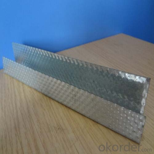 Drywall Profile Galvanized Steel STUD and TRACK