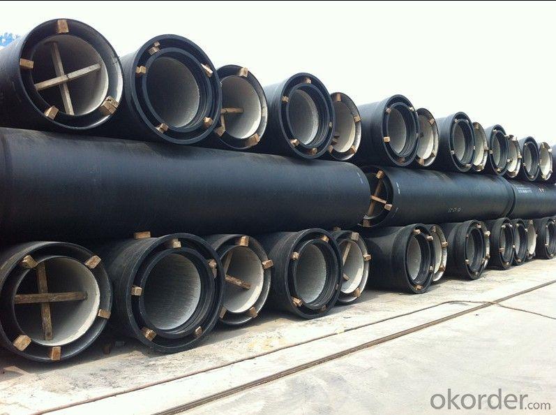 Ductile Iron Cast Iron Pipe EN598 DN300 On Sale