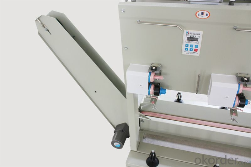 Winding Machine for Plastic Sewing Thread