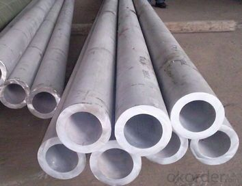 Carbon Seamless Steel Pipe For Steel Stuture