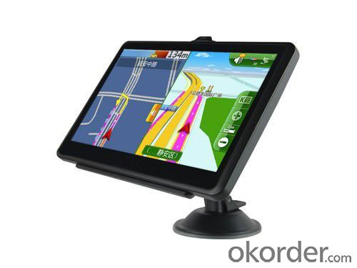 GPS Navigator 7 Inch Touch Screen Bluetooth with WIFI Offline f