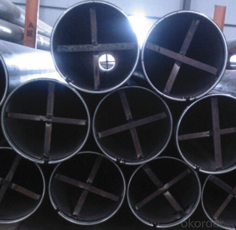 Prime Round Welded Steel Pipe Api 5l Gr. B Used For Oil and Gas Transportation