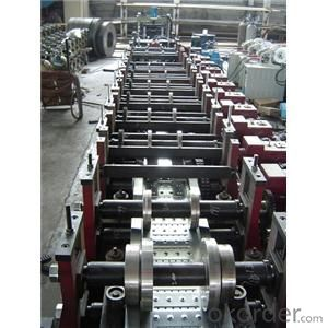 Light Steel Keel  Profiles Cold Roll Forming Machine