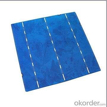 Polycrystalline Solar Cell High Quality 17% Effy